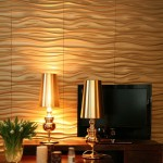 The Tide decorative 3D wall panels