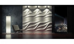Sleek Design - 3D Wall Panels