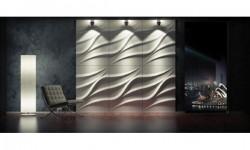 Sleek Design - 3D Wall Panels